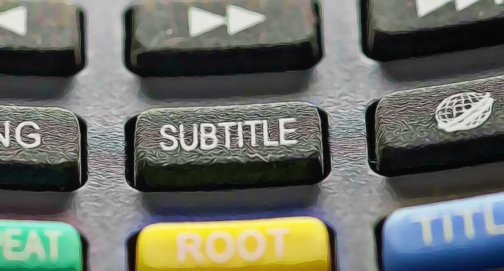 subtitle